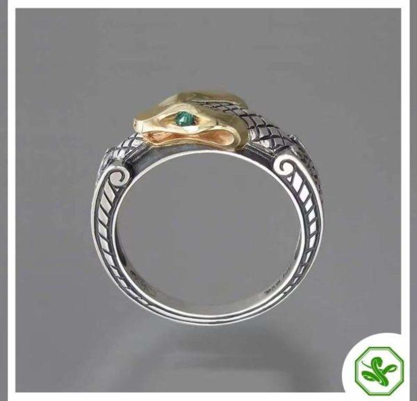 egyptian-snake-ring 2