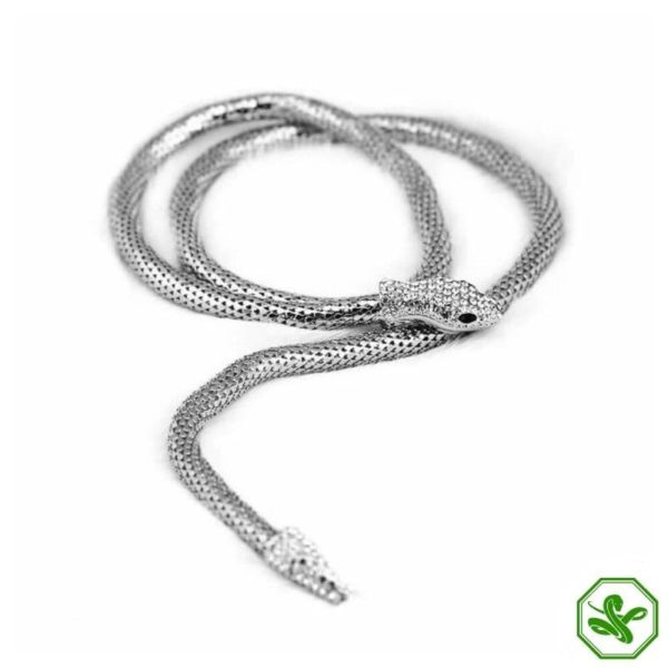 Flexible Snake Necklace 4