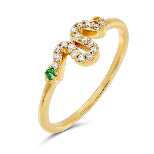 gold-ring-snake 1