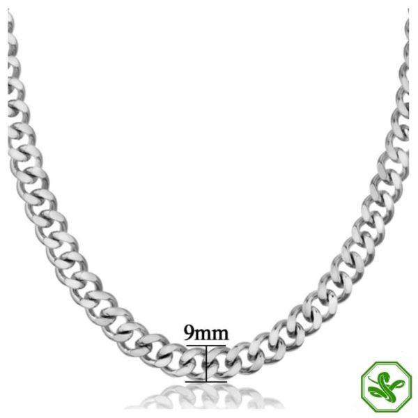 cuban snake chain