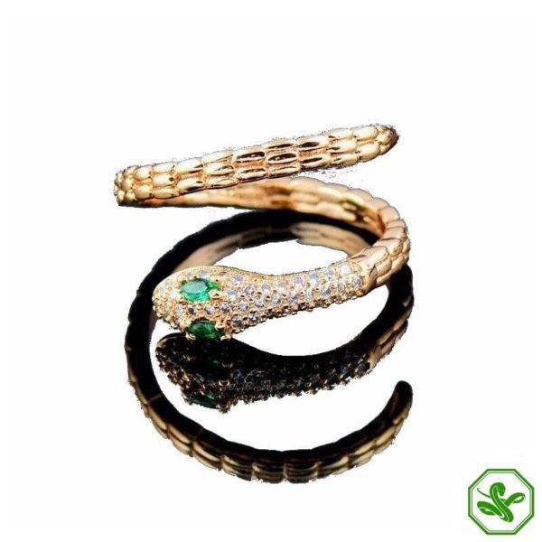 gold-snake-ring-xith-green-eyes