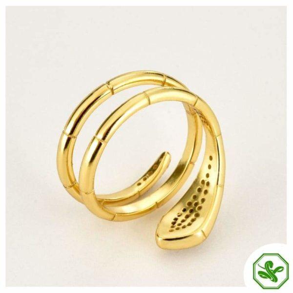 gold-snake-wrap-ring 4