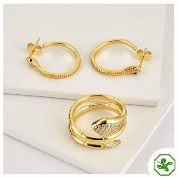 gold-snake-wrap-ring 6