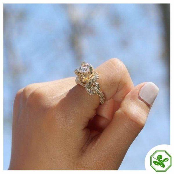 mythology-signet-snake-ring