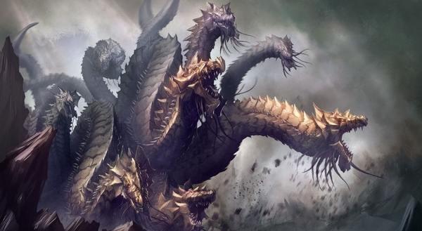 Hydra-Dragon