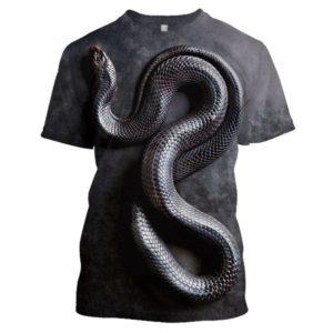 3d animal shirt