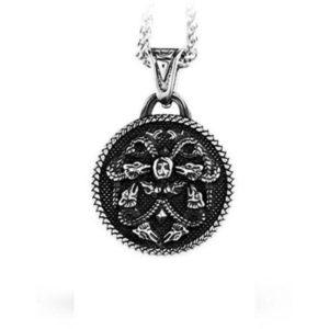 Medusa Necklace 1