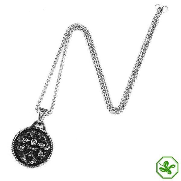 Medusa Necklace 4