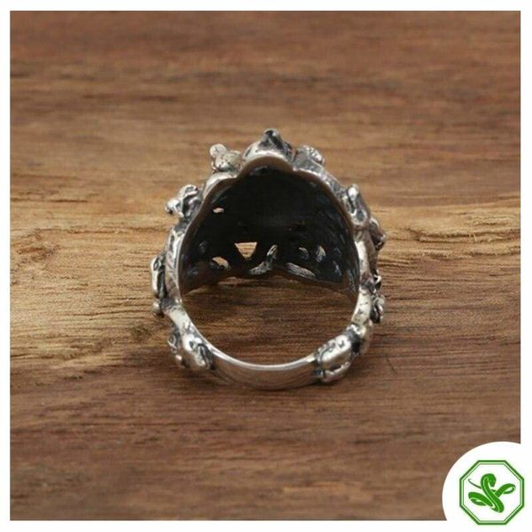 medusa-ring-silver 5