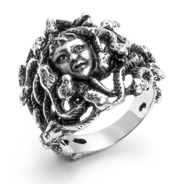 medusa-ring-silver 1
