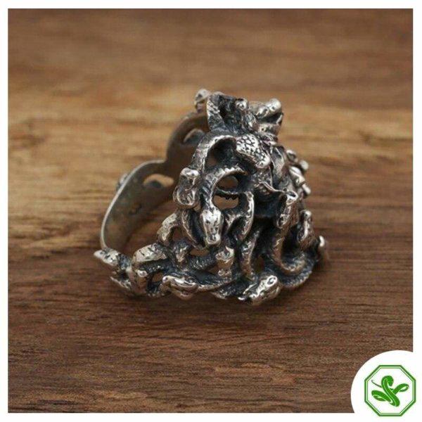medusa-ring-silver 4