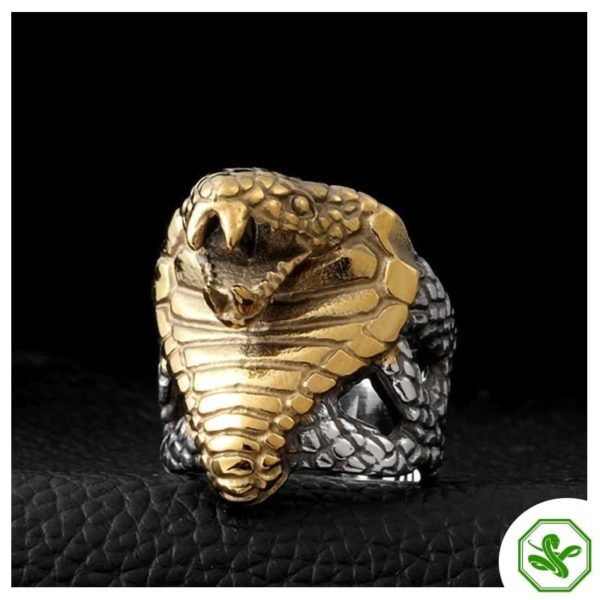 mens-gold-snake-ring 4