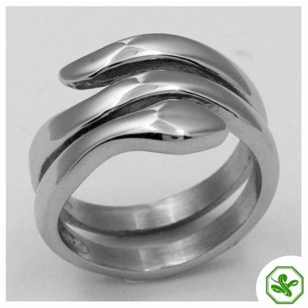 Men's Serpent Ring 4