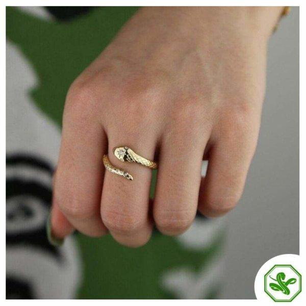 ouroboros-ring-gold 5