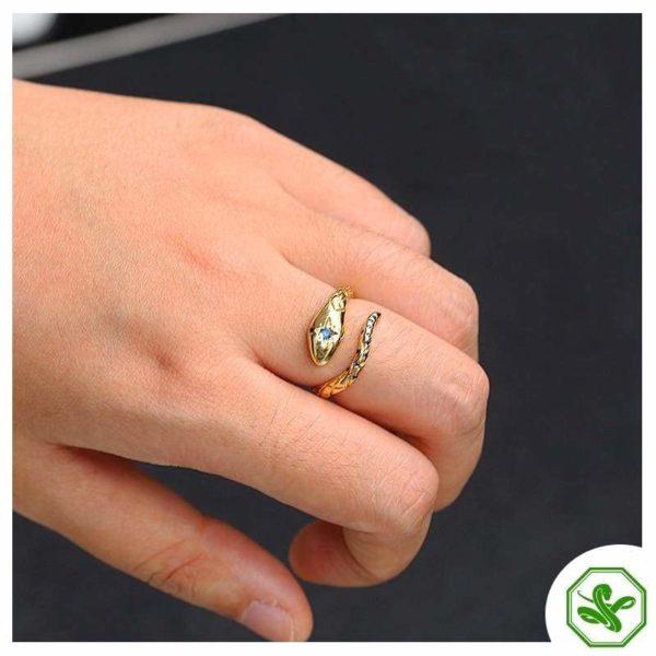 ouroboros-ring-gold 4