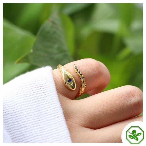 ouroboros-ring-gold 3