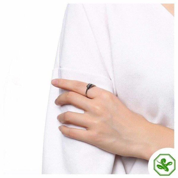 Ouroboros Snake Ring 4