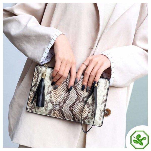 Python Clutch Bag 2