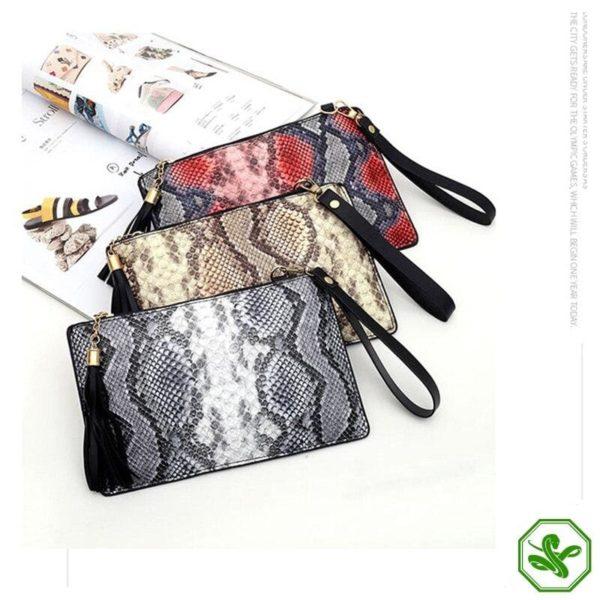 Python Clutch Bag 8