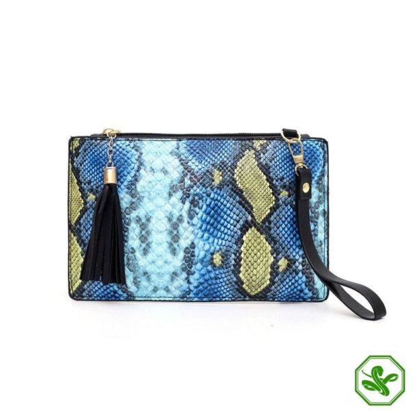 Python Clutch Bag 5