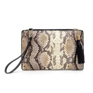 Python Clutch Bag 1