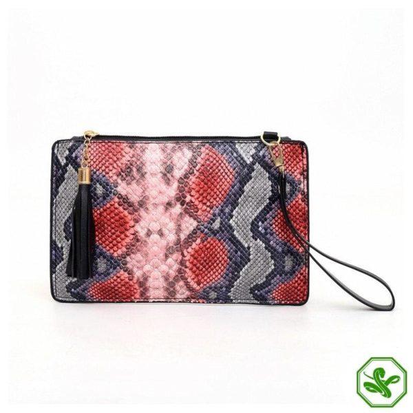 Python Clutch Bag 3