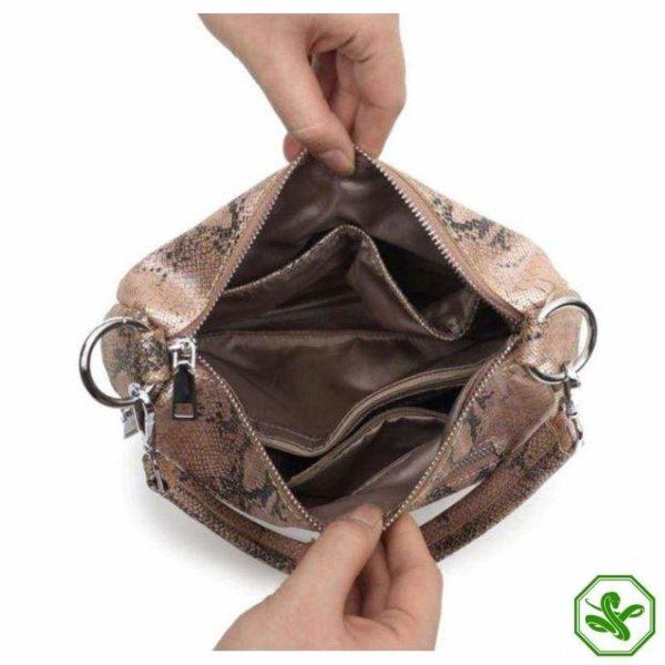 Python Shoulder Bag 4