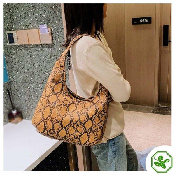 Python Skin Bag 5