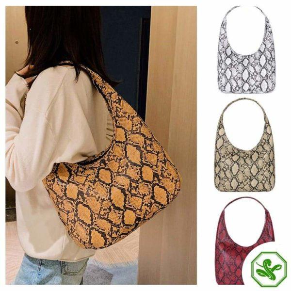 Python Skin Bag 8