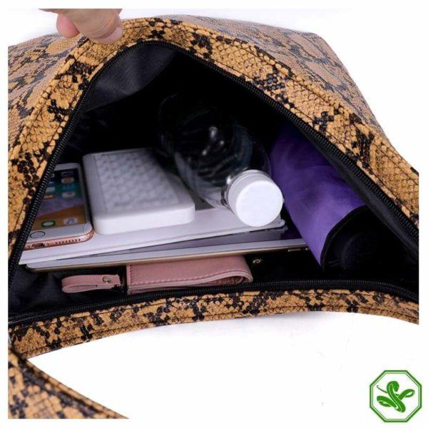 Python Skin Bag 4