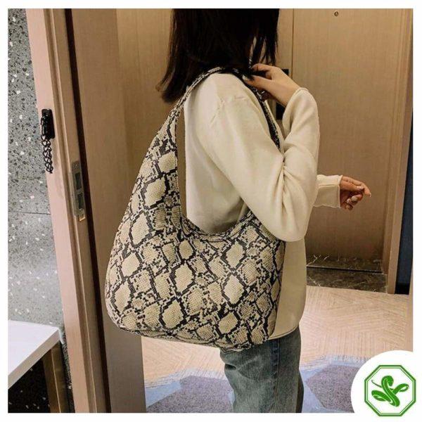 Python Skin Bag 2