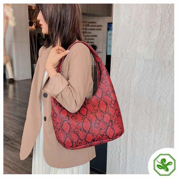 Python Skin Bag 7