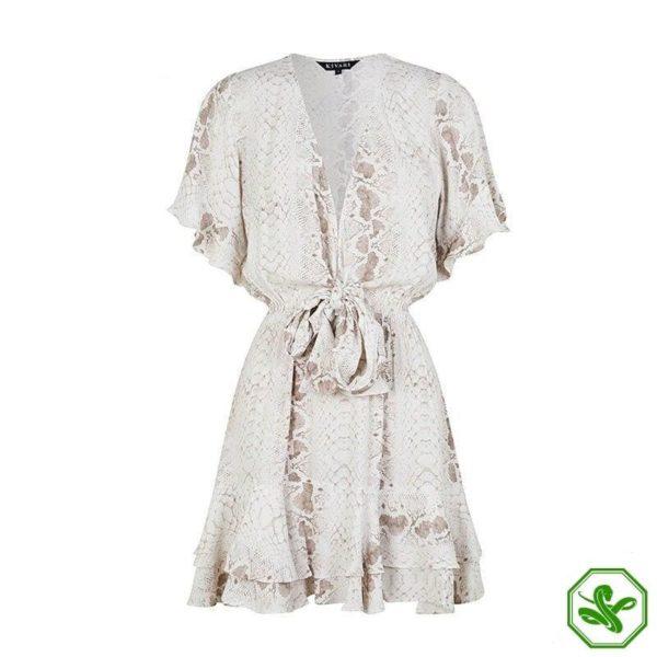 Python Skin Dress 4