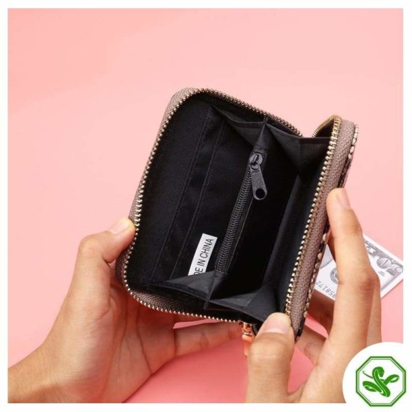 Python Skin Wallet for Woman
