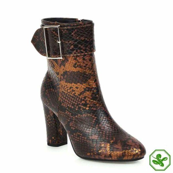Python Snake Boots 6