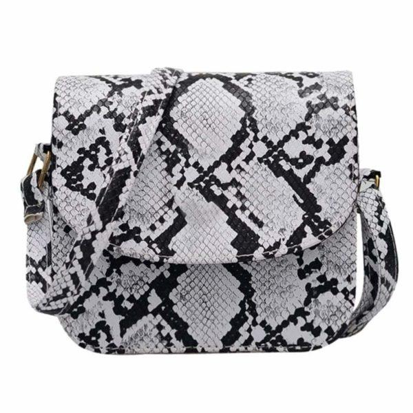 Python Snakeskin Handbag