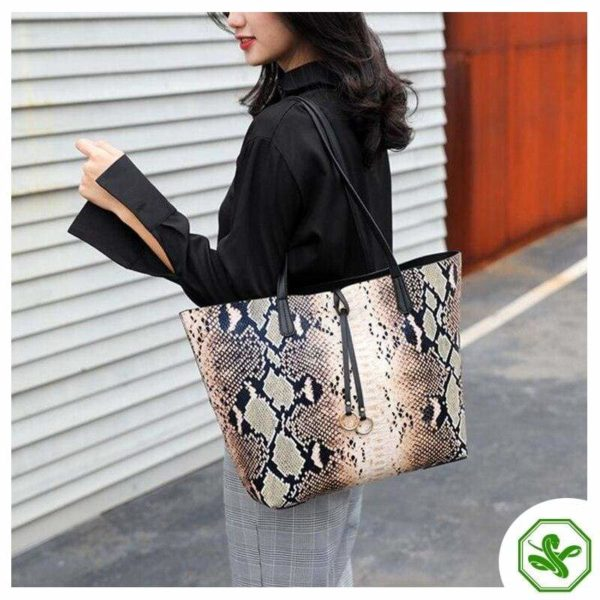 Python Tote Bag 2