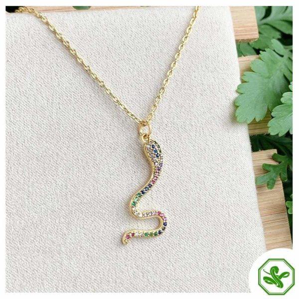 Reptile Necklace 2