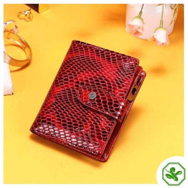 Ladies Wallet with RFID Protection