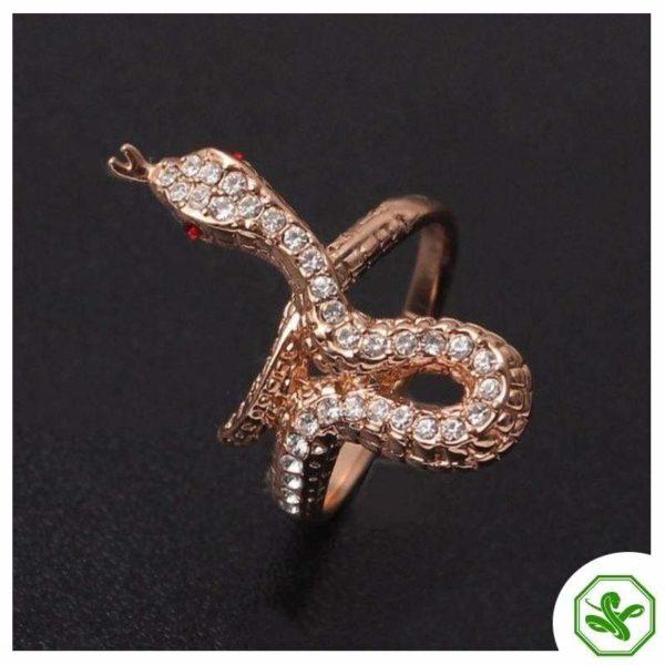 rose-gold-serpent-ring 2