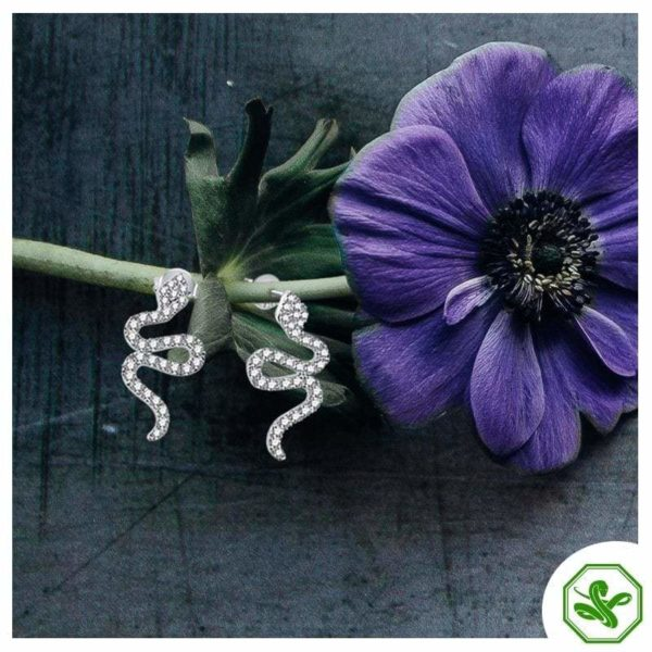 serpent boheme earrings