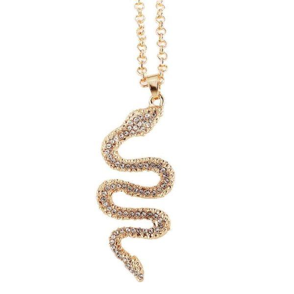 Serpent Necklace 1