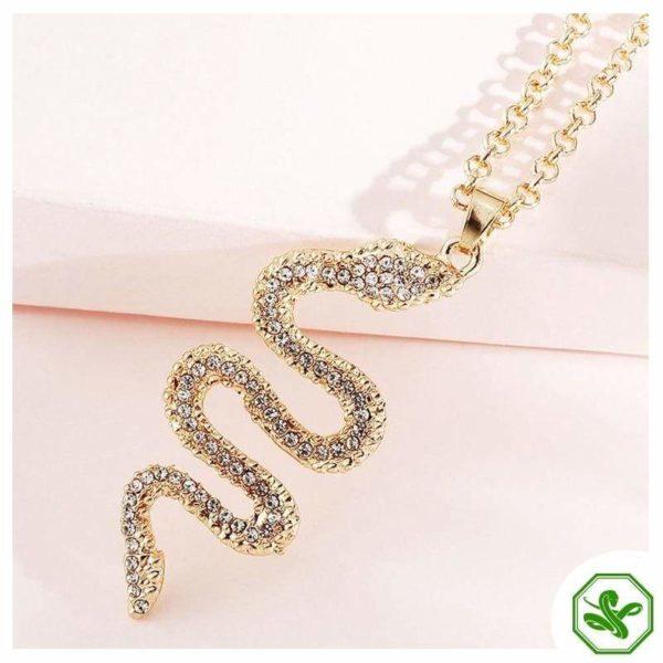 Serpent Necklace 4
