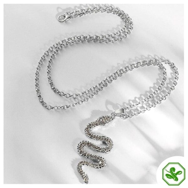 Serpent Necklace 6