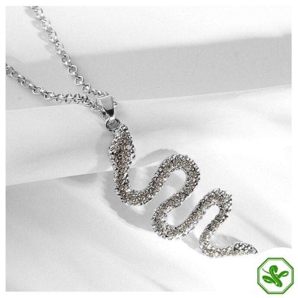 Serpent Necklace 7