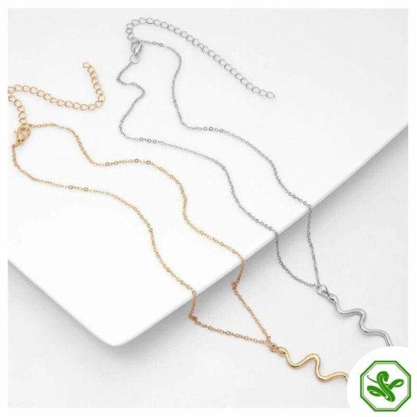 Serpentine Necklace 3