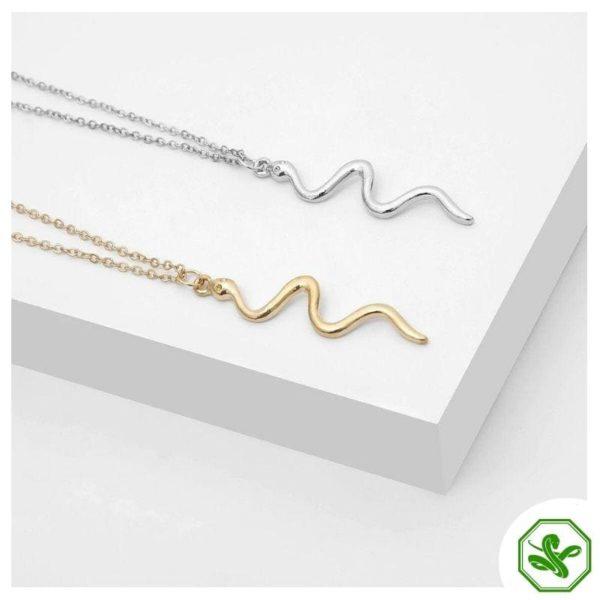 Serpentine Necklace 2