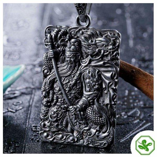 snake pendant for men silver