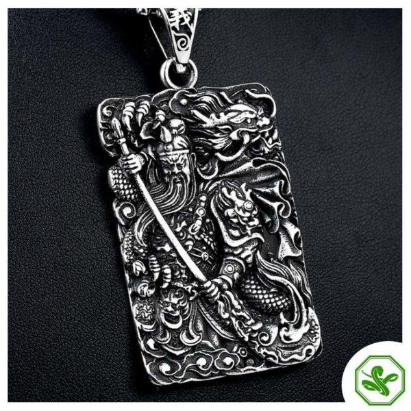 snake pendant for man