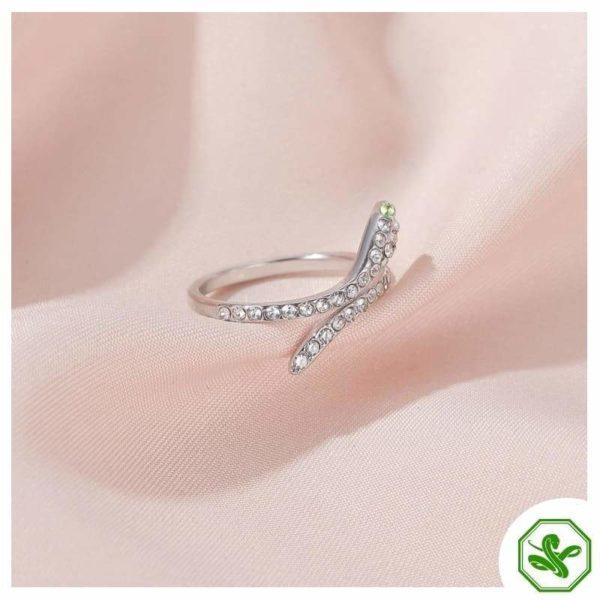 silver-snake-ring-design 2